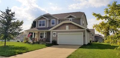 Johnstown OH Single Family Home For Sale: $254,900