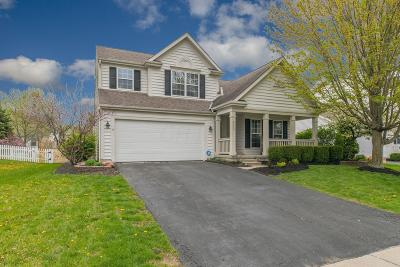 New Albany OH Single Family Home For Sale: $329,000