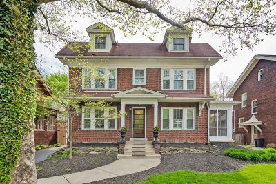 Columbus Single Family Home For Sale: 28 Bullitt Park Place