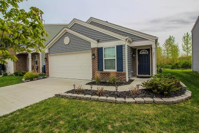 Lockbourne OH Single Family Home For Sale: $164,800
