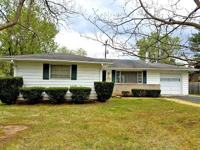 Canal Winchester Single Family Home For Sale: 67 Jennings Drive