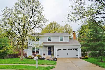 Powell OH Single Family Home For Sale: $274,900