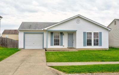 Columbus Single Family Home For Sale: 1404 Fahy Drive