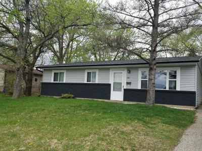 Columbus Single Family Home For Sale: 1951 Riverdale Road