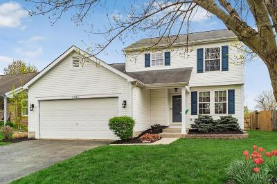 Columbus Single Family Home For Sale: 3523 Rosburg Drive