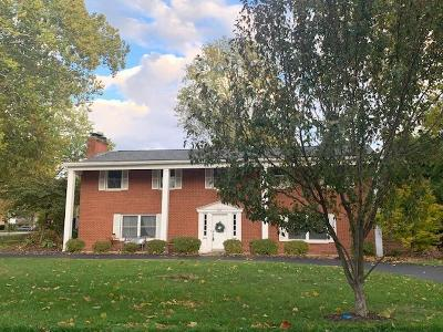 Upper Arlington Single Family Home For Sale: 4000 Woodbridge Road