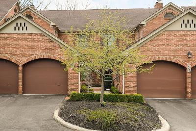 Upper Arlington Condo For Sale: 1184 Kenbrook Hills Drive #16