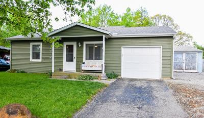 Single Family Home For Sale: 6522 Birch Park Drive