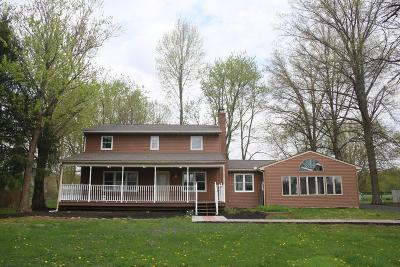 Blacklick Single Family Home For Sale: 7464 Havens Corners Road
