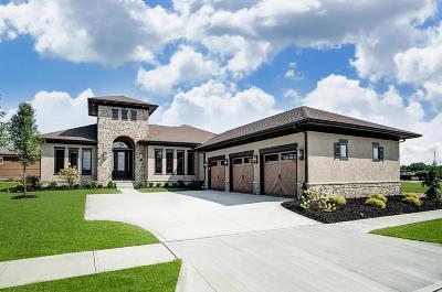 Union County Single Family Home For Sale: 7190 Tuscany Drive