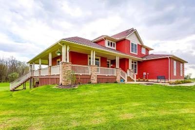 Knox County Single Family Home For Sale: 11910 Airport Road