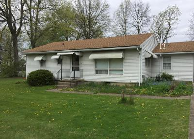Marysville Single Family Home For Sale: 250 Taylor Avenue