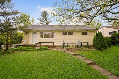 Upper Arlington Single Family Home Sold: 2467 Shrewsbury Road