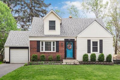 Worthington Single Family Home Sold: 91 W Lincoln Avenue