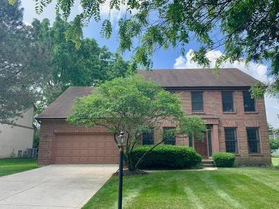 Columbus Single Family Home For Sale: 2673 Wickliffe Road
