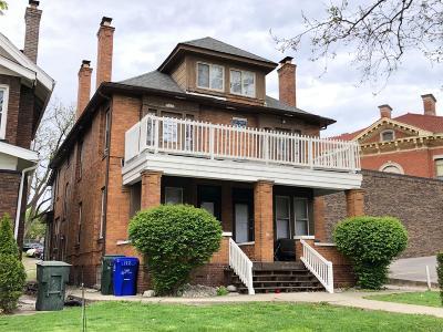 Columbus Multi Family Home For Sale: 112 E 16th Avenue