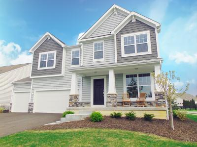 Grove City Single Family Home For Sale: 1597 Delcastle Loop