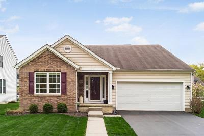 Westerville Single Family Home For Sale: 5885 Lakemont Drive