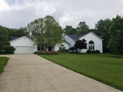 Single Family Home For Sale: 7130 Johnstown Road