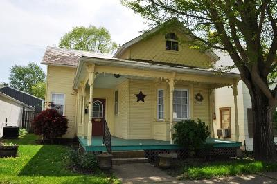 Baltimore Single Family Home For Sale: 614 N Main Street