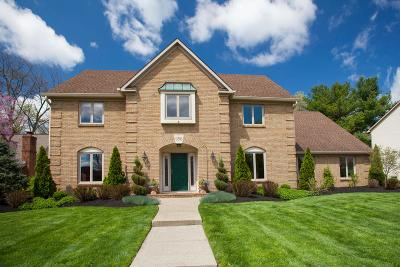 Westerville Single Family Home For Sale: 956 Woodsedge Lane