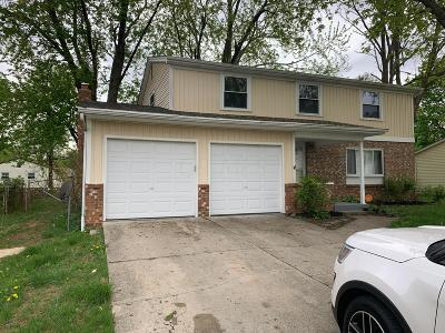 Reynoldsburg Single Family Home For Sale: 1303 Hilton Drive