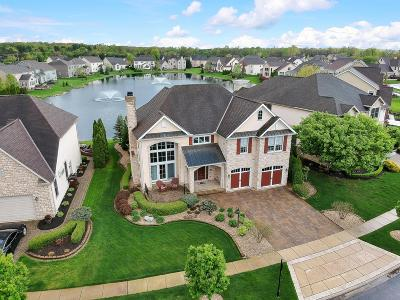 Delaware County, Franklin County, Union County Single Family Home For Sale: 1191 Forsyth Lane