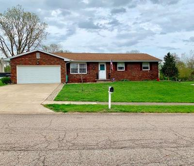 Mount Vernon OH Single Family Home For Sale: $209,777