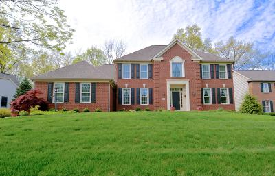 Gahanna Single Family Home Sold: 1183 S Creekway Court