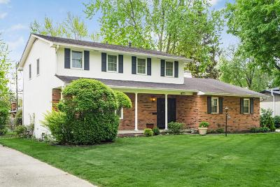 Single Family Home For Sale: 1740 Kenwick Road