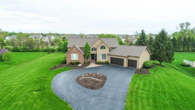 Blacklick Single Family Home For Sale: 1624 Foxhall Road