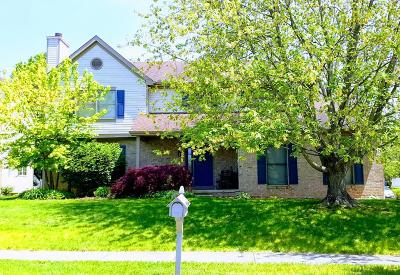 Westerville Single Family Home For Sale: 308 Sterling Court