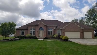 Johnstown Single Family Home For Sale: 7433 Benner Road