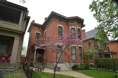 Victorian Village Single Family Home For Sale: 61 W 2nd Avenue