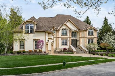 Dublin Single Family Home For Sale: 5160 Reserve Drive