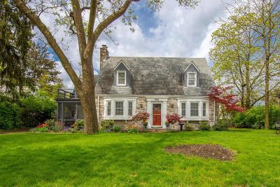 Upper Arlington Single Family Home Sold: 1766 Guilford Road
