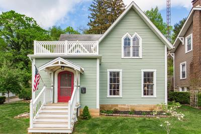Granville Single Family Home For Sale: 327 N Pearl Street