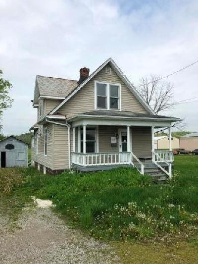 Bremen OH Single Family Home Pending Finance And Insp: $72,500