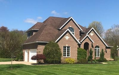 Knox County Single Family Home For Sale: 10574 Summer Lane