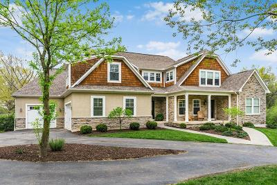 Galena Single Family Home For Sale: 5350 Red Bank Road