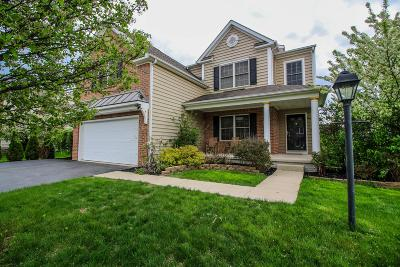 Lewis Center Single Family Home For Sale: 1650 Boxwood Drive