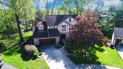 Westerville Single Family Home For Sale: 1105 Forest View Court
