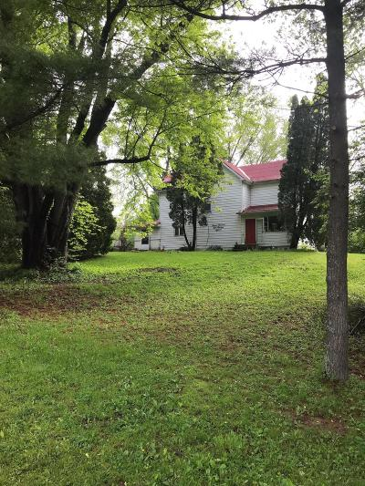 Orient Single Family Home For Sale: 11818 Darby Creek Road