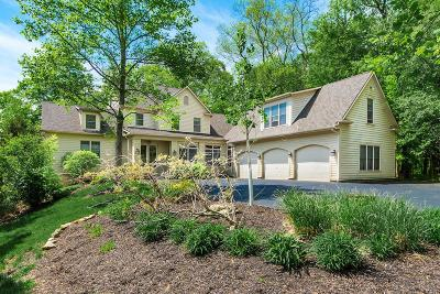 Blacklick Single Family Home For Sale: 7596 Clear Creek Court