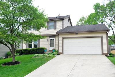 Gahanna Single Family Home Sold: 310 Sumption Drive