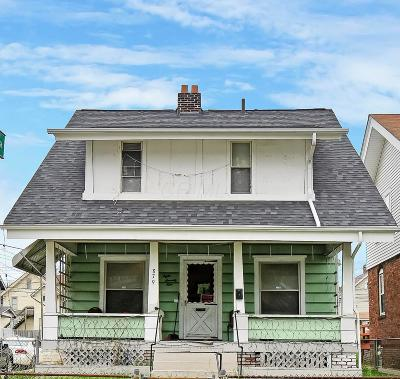 Columbus OH Single Family Home For Sale: $115,000
