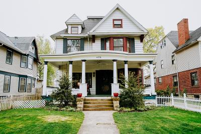 Newark Single Family Home For Sale: 486 Hudson Avenue