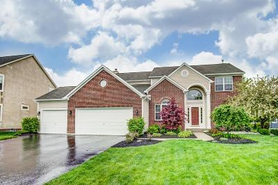 Dublin Single Family Home For Sale: 5515 Pensworthy Drive