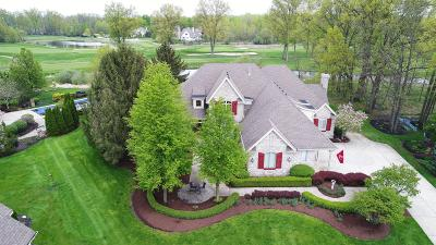Westerville Single Family Home For Sale: 5750 Bulrush Court