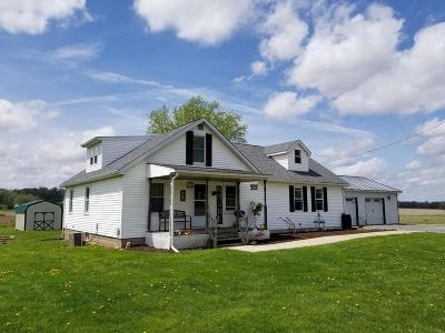 Mount Vernon Single Family Home For Sale: 14049 Wooster Road